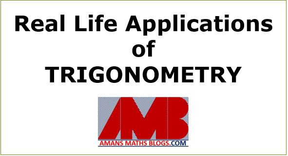real-life-application-of-trigonometry