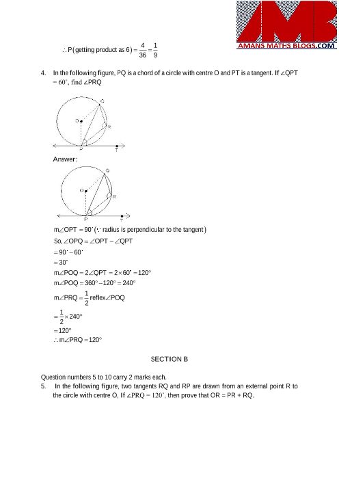 CBSE-Board-Previous-Year-Maths-Question-Paper-for-Class-10-2015