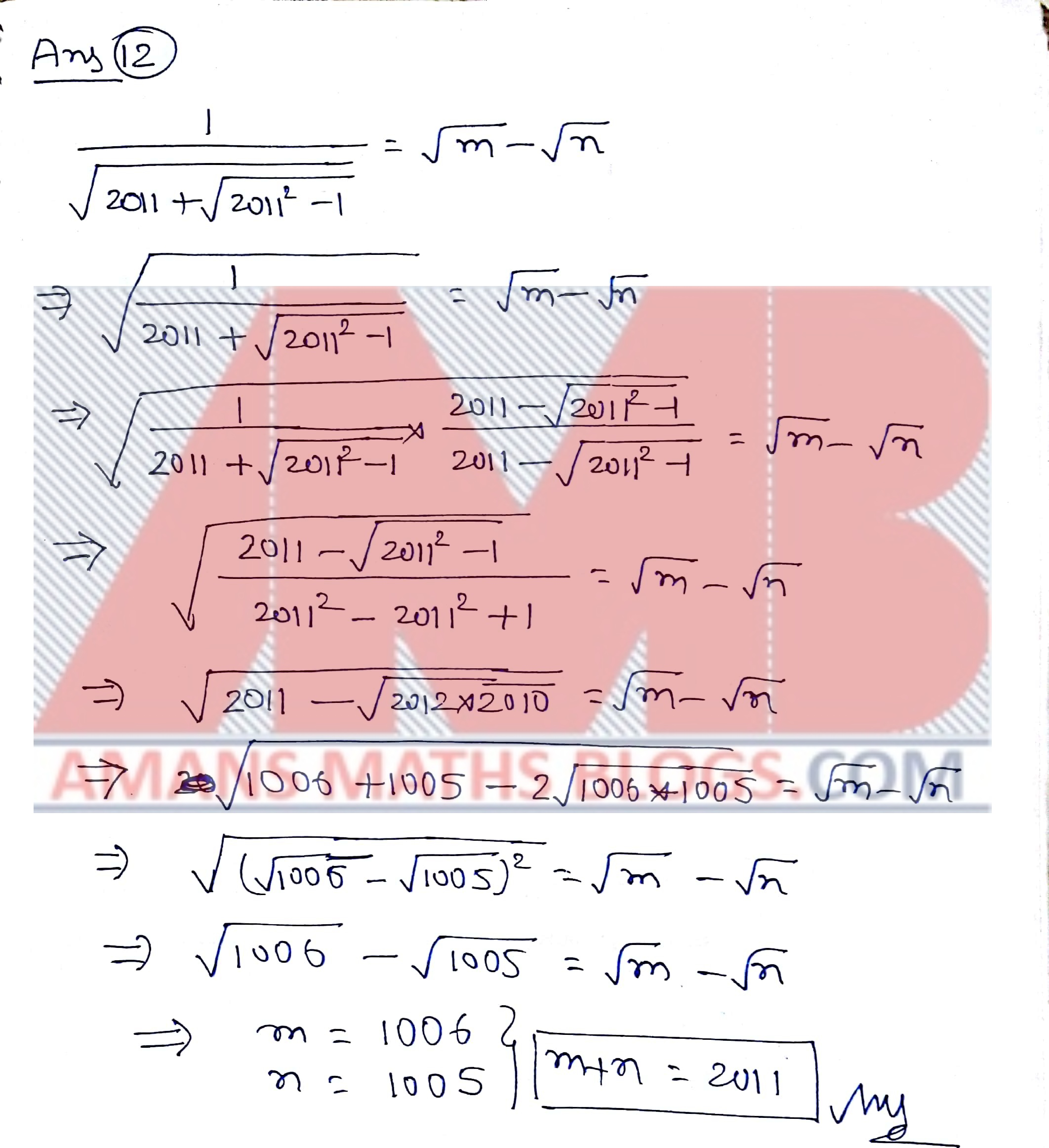 Cat Exam Paper 2012 With Solution Pdf