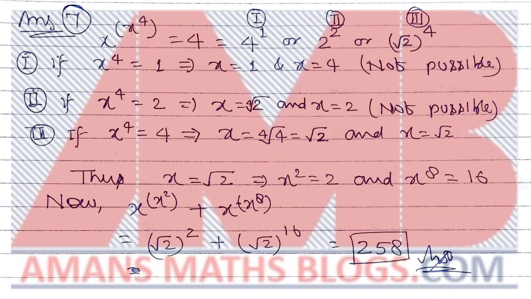 Pre RMO Previous Year 2014 Question Paper With Solutions