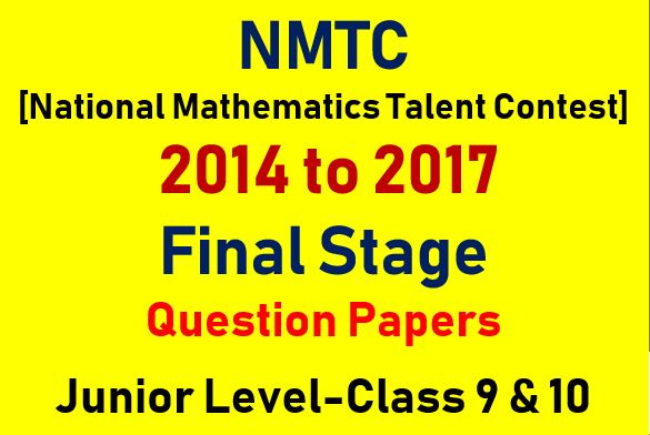 nmtc final stage class 9 and 10
