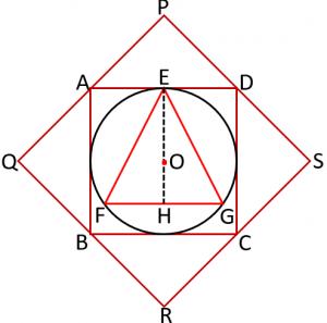 SSC CGL Geometry Quadrilateral Set 1