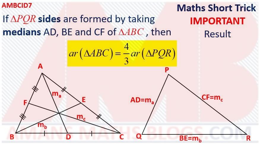 Maths Short Tricks