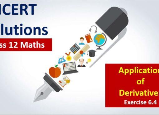 NCERT-Solutions-for-Class-12-Maths-Application-of-Derivatives