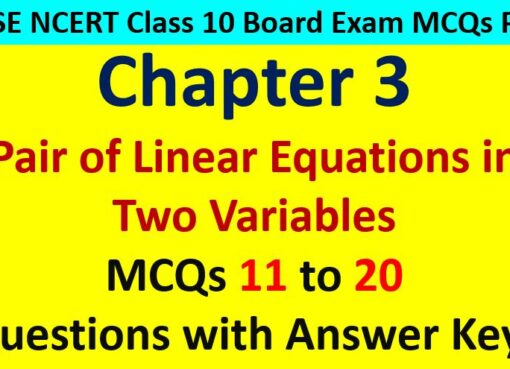 Linear-Equations-in-Two-Variables-CBSE-Class-10-Maths-MCQ-Questions-Answer-Keys