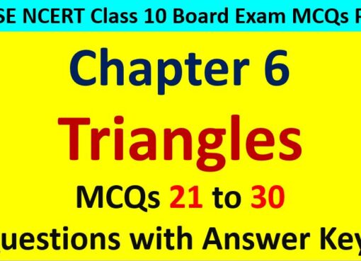 Important-MCQ-Questions-for-Class-10-Maths-Chapter-6-Triangles