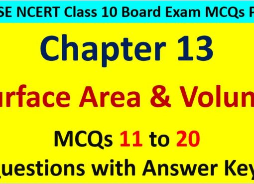 Surface-Area-and-Volumes-Class-10-Maths-MCQ-Questions-with-Answer-Keys